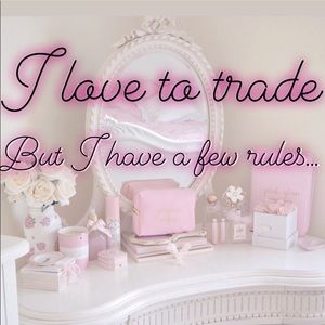 🎀 TRADING RULES 🎀
